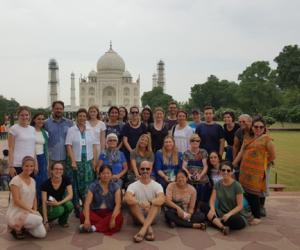 ISSJS.2016.TFP  Group at The Taj Mahal