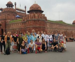 ISSJS.2016.TFP Group at The Red Fort